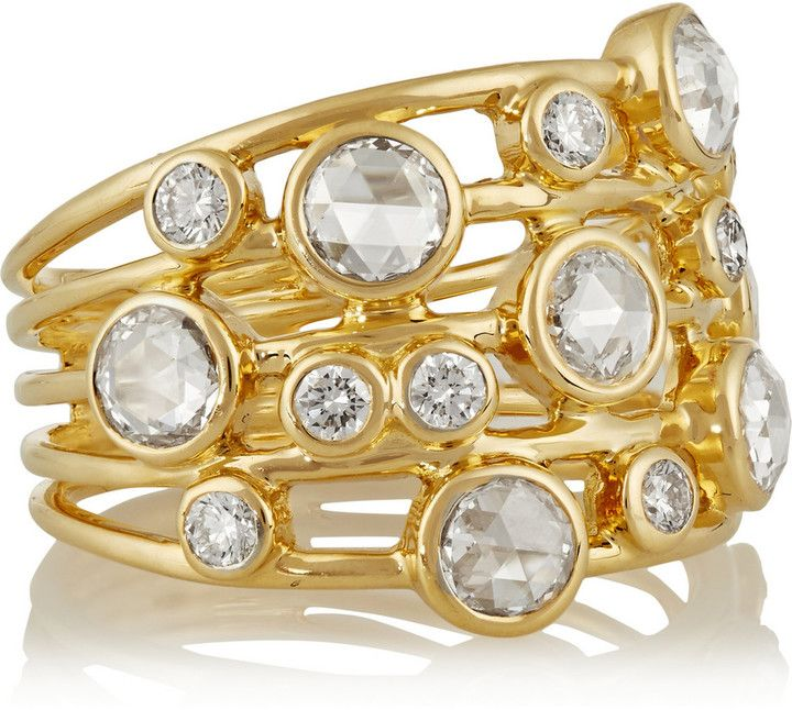 Constellation Ring Gold