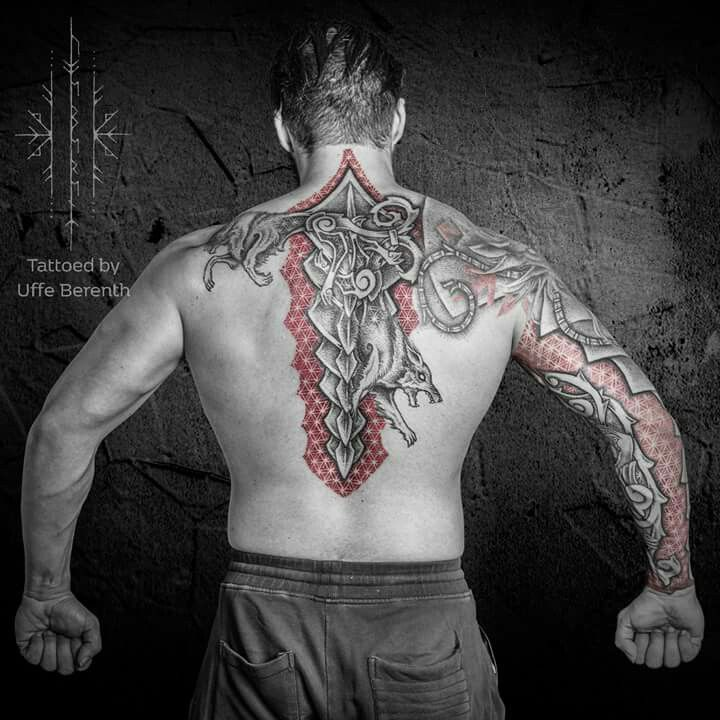 252 best nordic tattoo images on pinterest nordic tattoo norse tattoo and viking tattoos. Black Bedroom Furniture Sets. Home Design Ideas