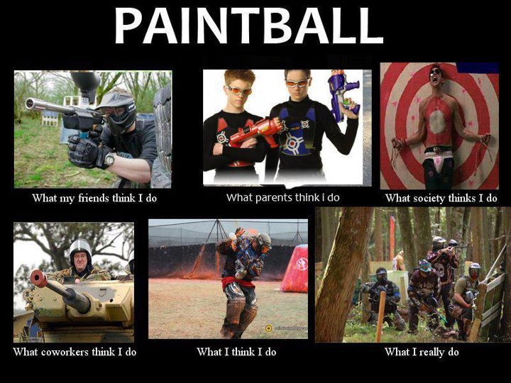 Paintball!!