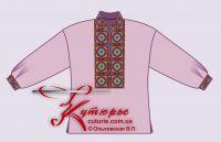 Бесплатная выкройка рубашки этнической для мальчика Размеры 34 – 42 рис 1