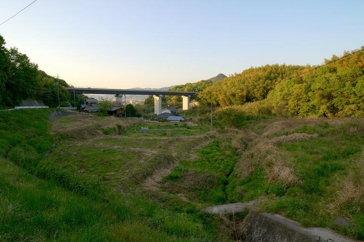 Nishiseto Expressway (西瀬戸自動車道): Posts, Elevator Expressway