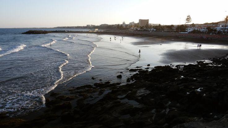 Gran Canaria - Playa de San Agustin