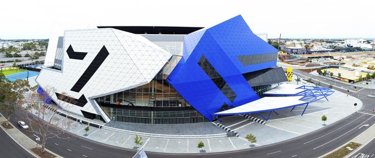 Perth Arena Project by Absolute Stone