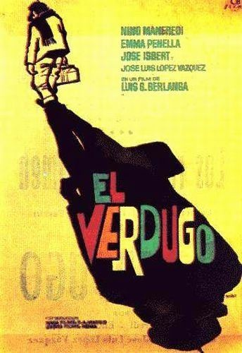 """La Ballata del Boia"", (El Verdugo) di Luis García Berlanga (1963)"