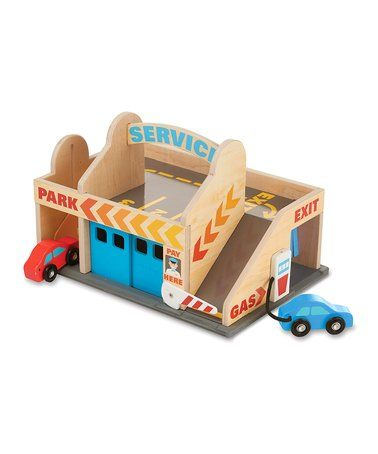 Perfect Loving This Melissa U0026 Doug Service Station Parking Garage On #zulily!  #zulilyfinds