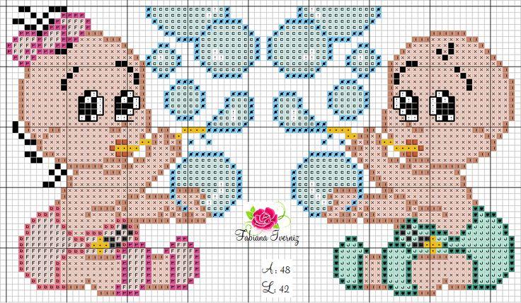 Bebê bolinhas de sabão ponto cruz, cross stitch pattern baby, infantil ponto cruz