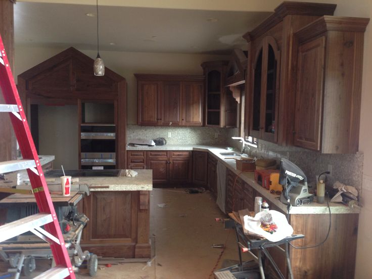 Natural Walnut Kitchen Cabinets Idaho Something For