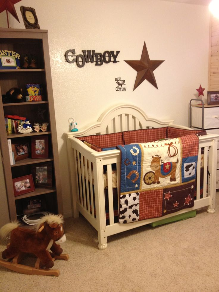 28 best images about cowboy themed rooms decor for kids for Cowboy kids room