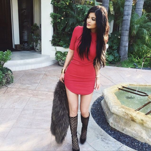 Love this outfit Kylie  it's gorgeous