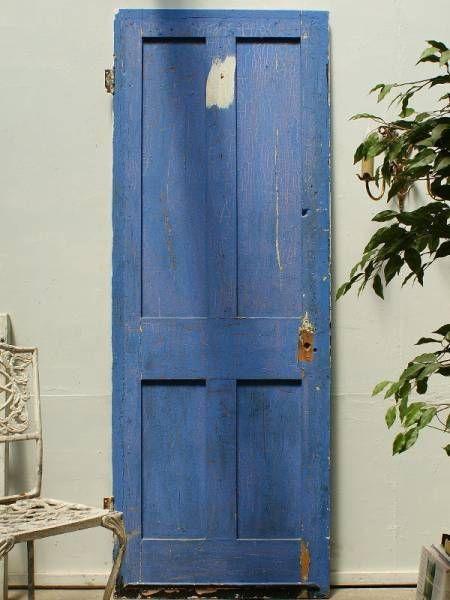 Door イギリスアンティーク木製ドア扉建具ディスプレイ2141 インテリア 雑貨 家具 Antique ¥39500yen 〆09月27日