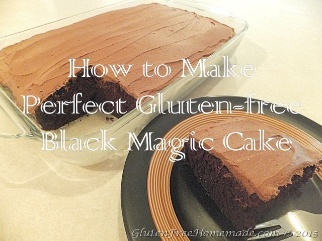 Permalink to Gluten Free Chocolate Cake