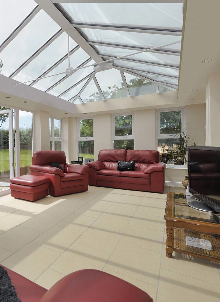 Live In Room Conservatories  Large Inside. http://www.finesse-windows.co.uk/orangeries.php