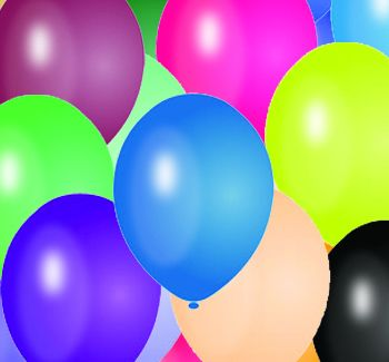 Colorful #balloons