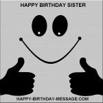 Happy Birthday Wishes for Sister read more: http://happy-birthday-message.com/birthday-wishes-for-sister/