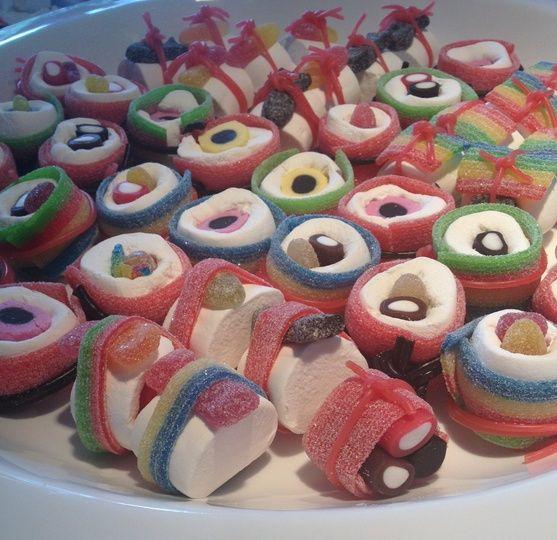 Sweet sushi | SabinaHuf.NL