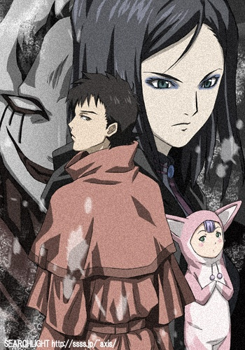 Ergo Proxy deep philosophical and loaded with mythological references. Very atmospheric.