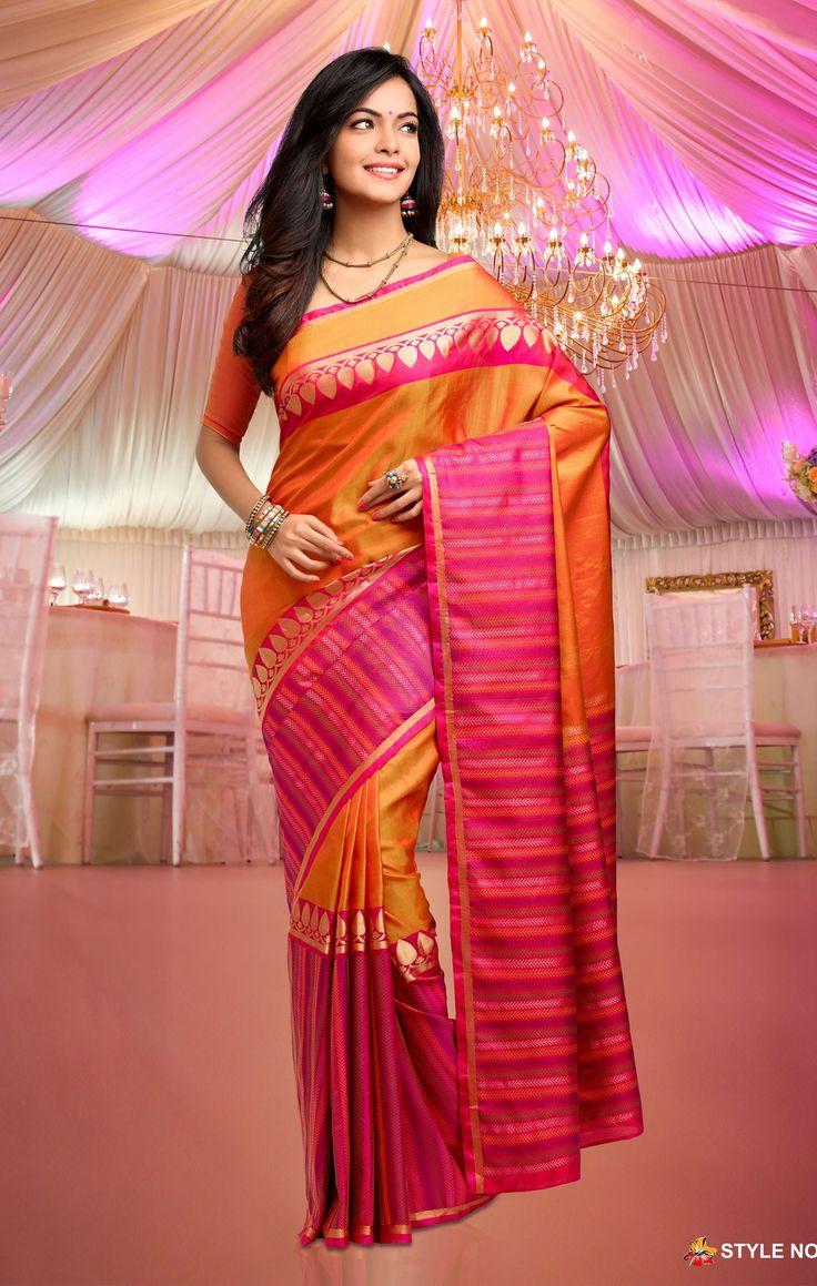 Rich Feel Soft Silk Saree 1037