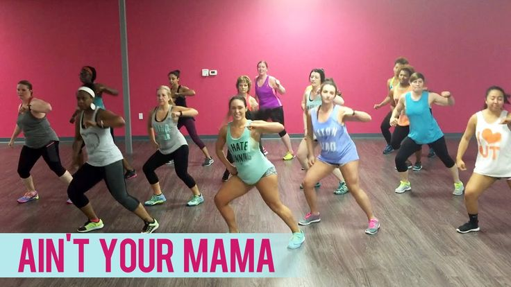 Jennifer Lopez - Ain't Your Mama (Dance Fitness with Jessica)