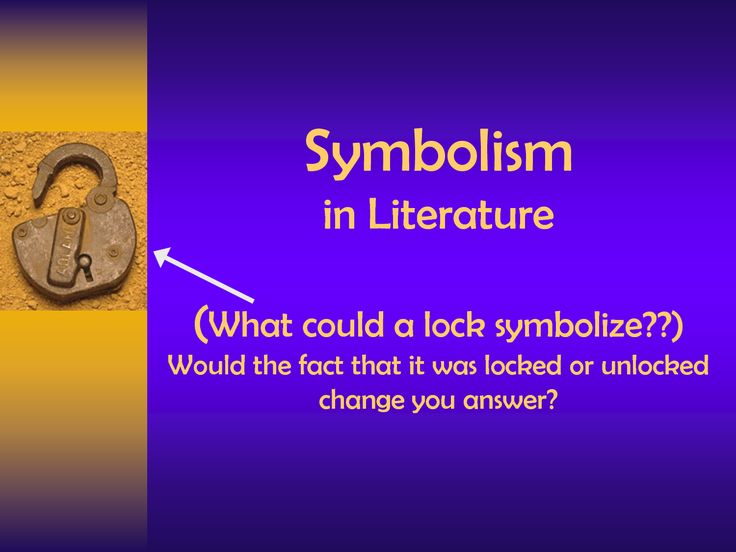 the functions of symbolism in literature Literature review the purpose for this study comes from its validity within society the sociology of hair: hair symbolism among college students.