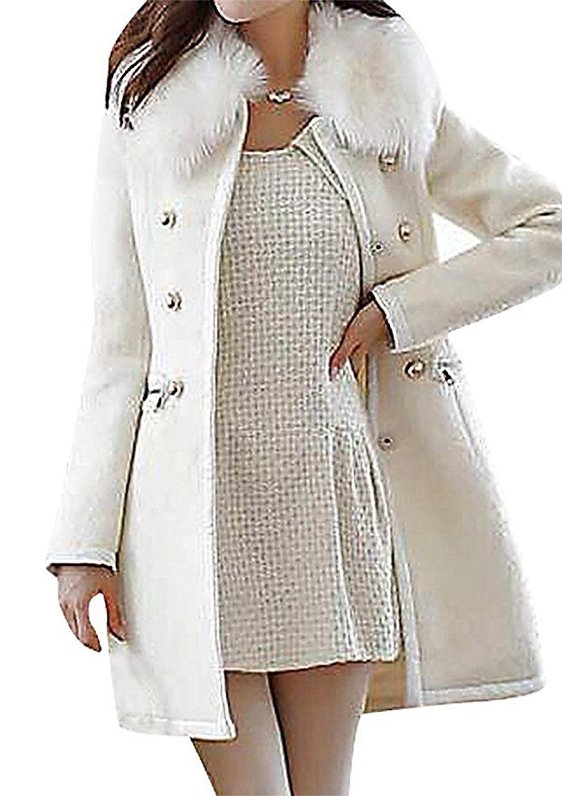17 Best images about WHITE COATS AND JACKETS on Pinterest ...