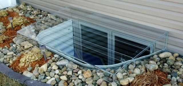 182 Best Egress Window Images On Pinterest Basement