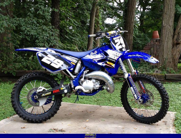 2002 Yamaha YZ125