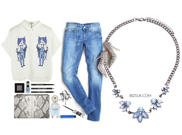 outfit of the day #ootd #necklace #bizsukcom