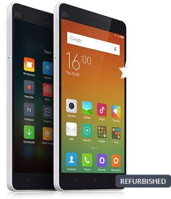 Greendust offers Xiaomi Mi-4i 16 GB only at Rs. 9,199 with 9 months brand warranty. Mi mobile are always sell on Xiaomi site via sale only. You have to register for that and once you register you have to login on given time and date and book your phone within few minutes. Now greendust offers … Continue reading Xiaomi Mi4i 16GB at a price of Rs 9,199 with 9 months Brand warranty