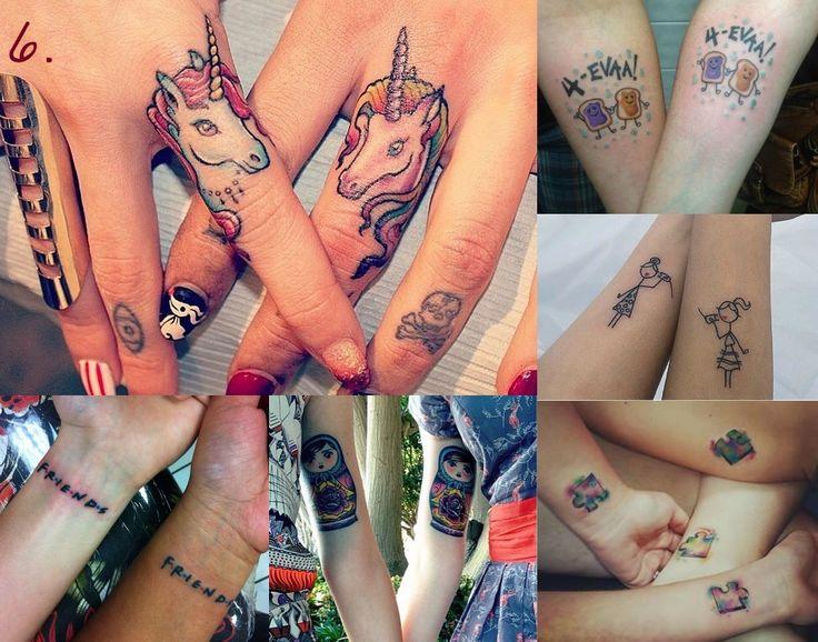 Tatuaje haioase prietene