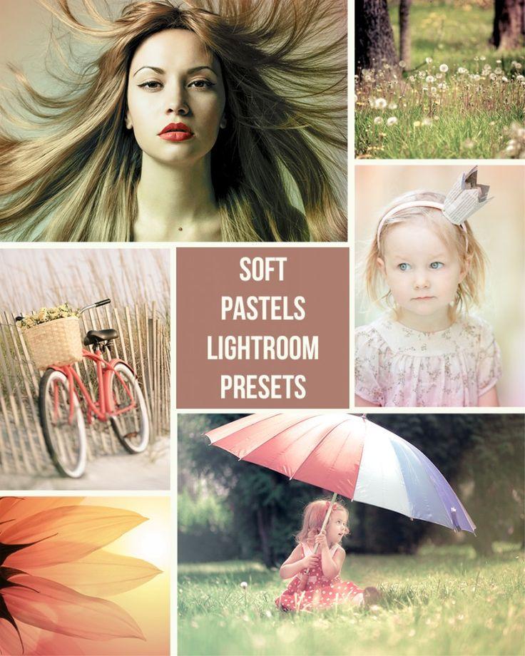 Free Download - Pretty Pastels Lightroom Presets - Presets Galore