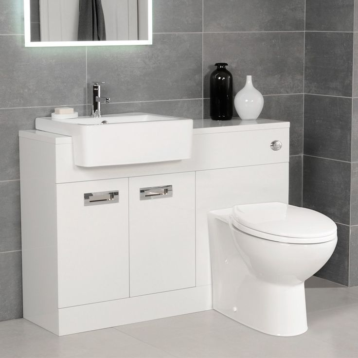 Beautiful Black Bathroom Cabinets and Storage Units