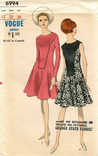 1000  images about Vintage Patterns on Pinterest  Sewing patterns ...