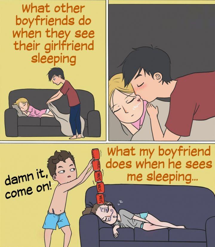 lucruri amuzante despre dating online)
