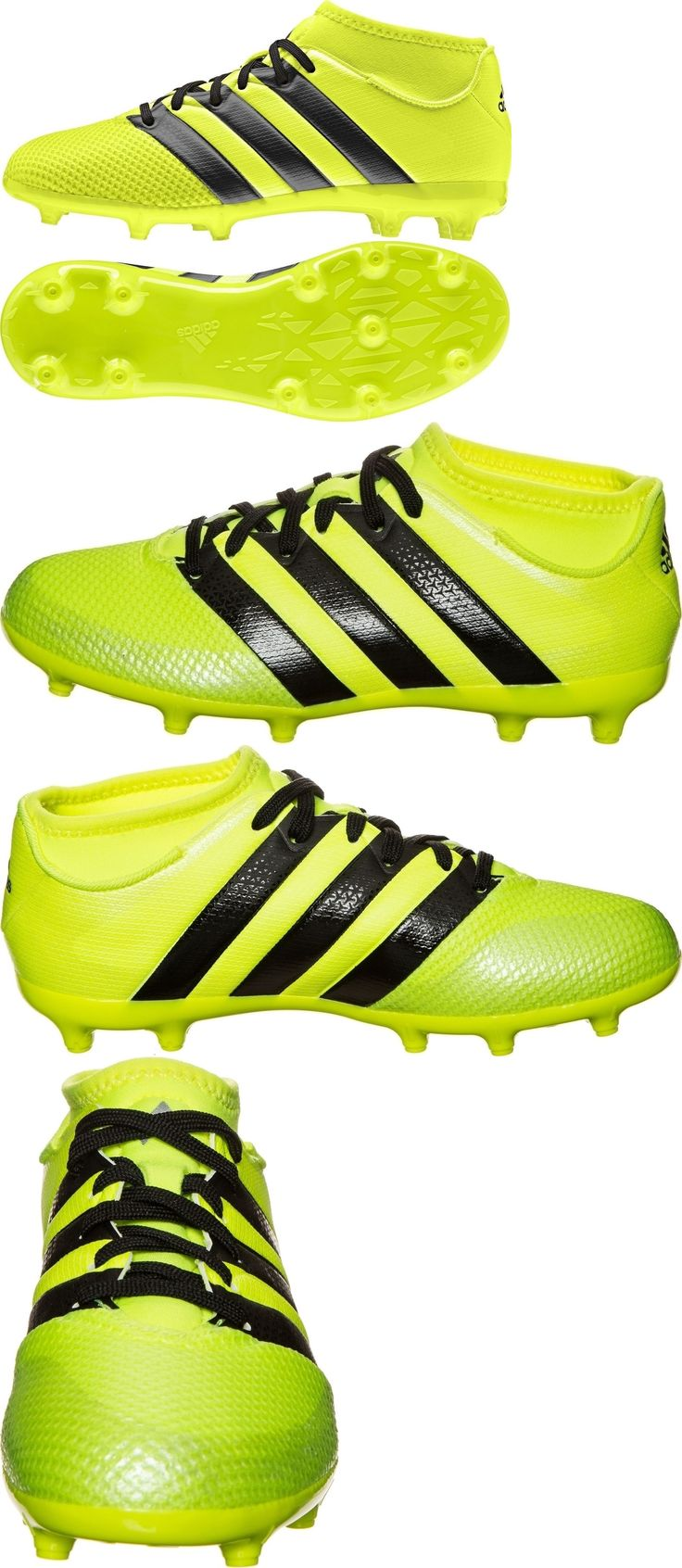 Youth 159177: Adidas Ace 16.3 Primemesh Youth Soccer Cleats Boys European Football Shoes New BUY IT NOW ONLY: $59.95