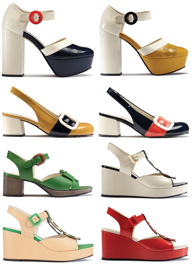 A closer look at Orla Kiely x Clarks shoes for spring 2014 | Boy Meets Fashion – the style blog for men and women