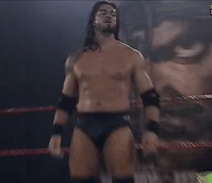 Roman's thick body...DAMN!