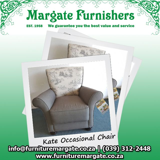 Add #character to any corner of any #bedroom, #lounge or #seating area. Find this chair and many more like it at @Mfurnishers.  Visit our website for more information.