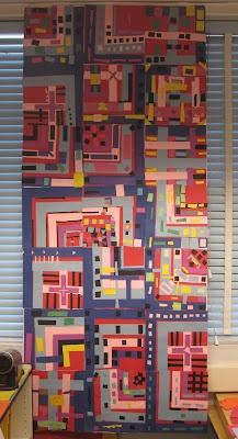 Paper Gees's Bend Quilts: Zamora Brite, Art Academy, Art Lessons, Art Teacher, Bend Quilts, Shinee Brite, Elementary Art, Art Projects, 2Nd Grade