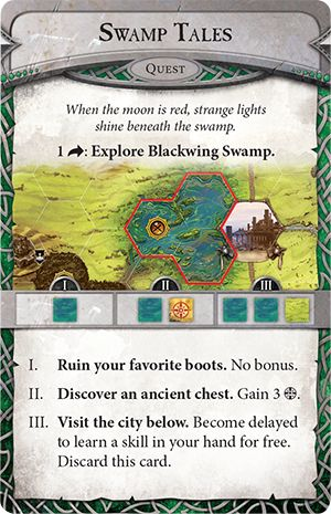 Unexpected Adventure - Fantasy Flight Games