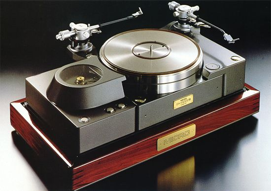 """Micro Seiki - 8000 II ,Audiophile High End  Belt Drive Turntable"" !...  http://about.me/Samissomar"
