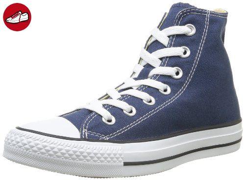 Converse Chuck Taylor All Star, Unisex-Erwachsene Hohe Sneakers, Blau (Navy Blue), 38 EU (*Partner-Link)