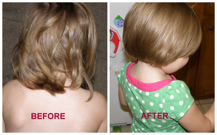 Toddler Hair Style: Girls Just Wanna Have Fun!: Cutting Your Kids' Hair At