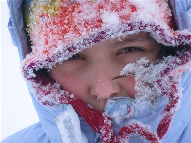 Extreme Cold Weather Clothing | outdoor self reliance