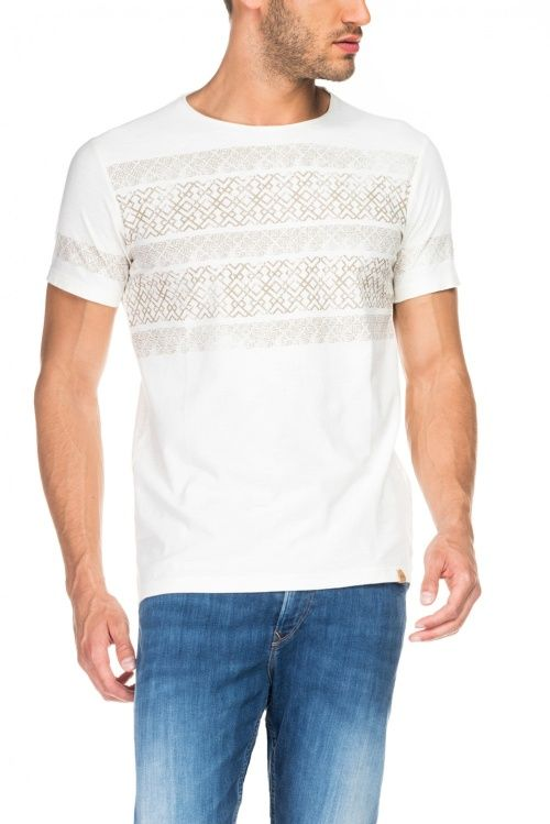 Salsa Store - T-shirt branca tribal
