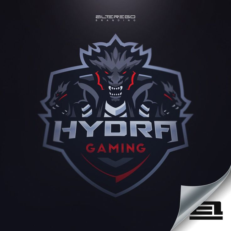 how to create a gaming team logo