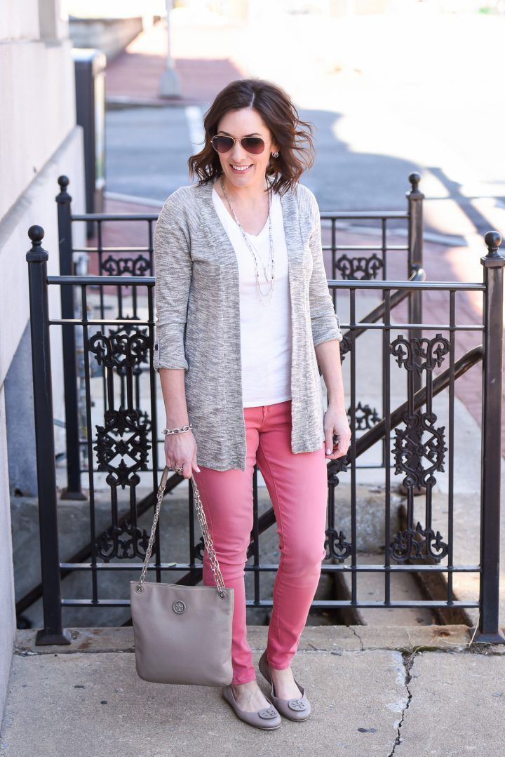 wonderful outfits with light pink pants