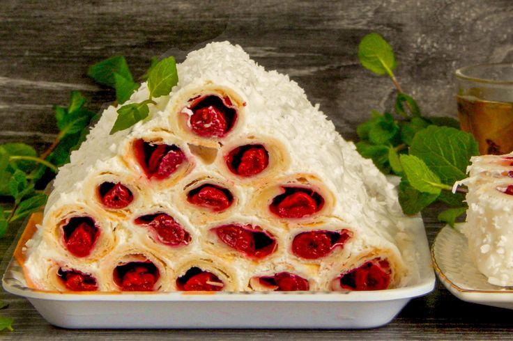 Торт Монастырская изба - рецепт с фото