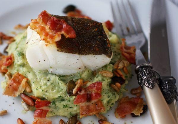 our food creations: Fisch am Freitag: Skrei aus dem Ofen