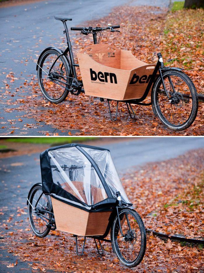 Metrofiets Cargo Bike