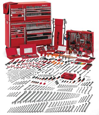 I love Snap-On tools, but pretty much any good brand is OK. Husky, Kobalt, Craftsman, etc. Tools are always great, and I'm nowhere near a complete set. I need a giant tool box too.
